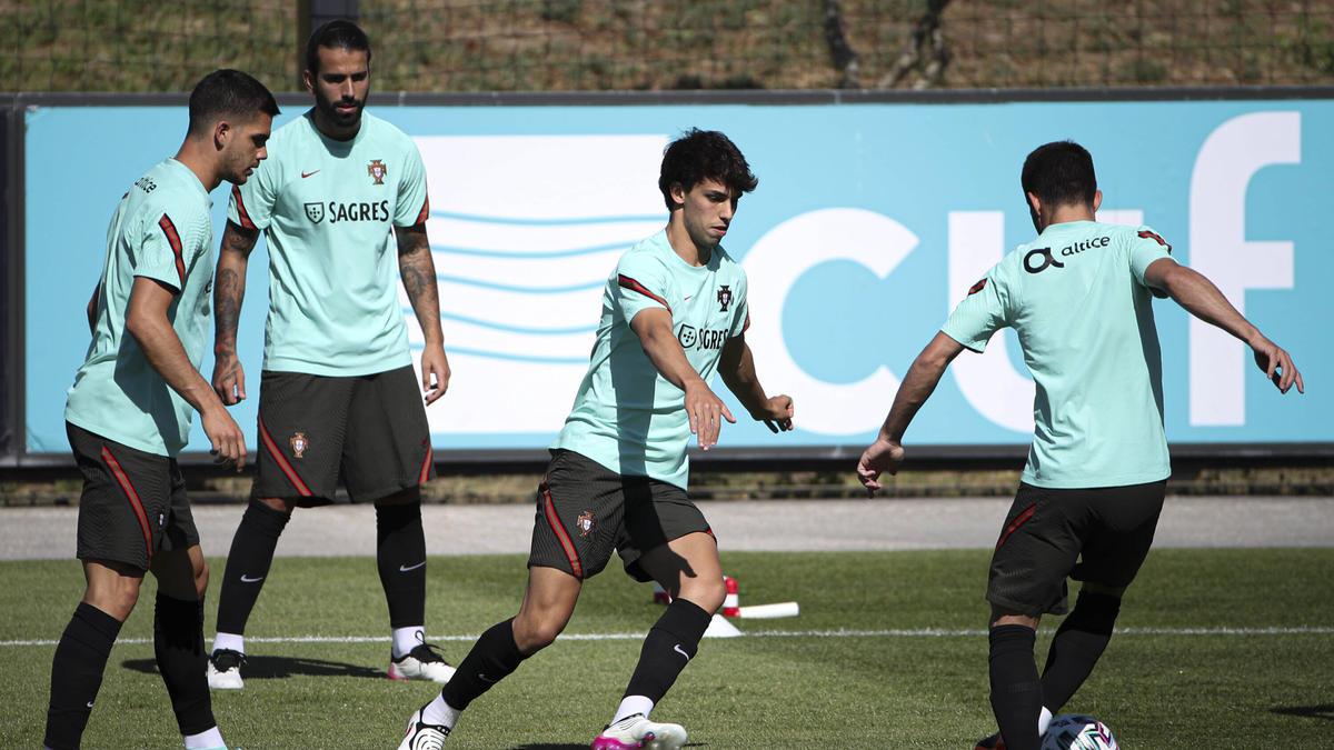 Joao Félix wird gegen Deutschland fehlen
