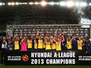 Die A-League-Champions 2013