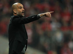 Pep Guardiola. (Foto: Getty)