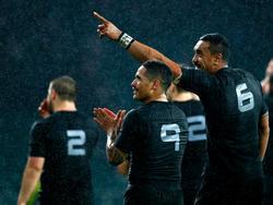 Die All Blacks stehen erneut im Finale