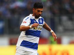 Der MSV Duisburg hat den Vertrag mit Enis Hajri bis 2019 verlängert