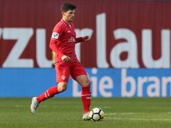 Jannis Nikolaou wechselt zu Dynamo Dresden