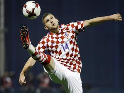 Eintracht-Stürmer Ante Rebic will mit Kroatien zur WM