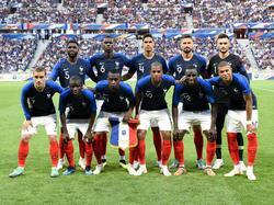 Frankreich will den zweiten WM-Titel