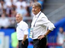 Dänemarks Trainer Age Hareide ist von den Kroaten begeistert