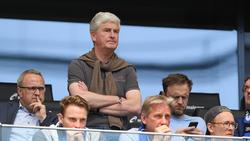 Bernhard Peters wird einem Medienbericht zufolge nicht mehr länger für den Hamburger SV arbeiten
