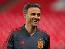 Luis Enrique sigue probando jugadores de cara a la Euro. (Foto: Getty)