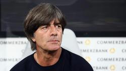 Joachim Löw steht nach der Niederlage gegen die Niederlande unter Druck