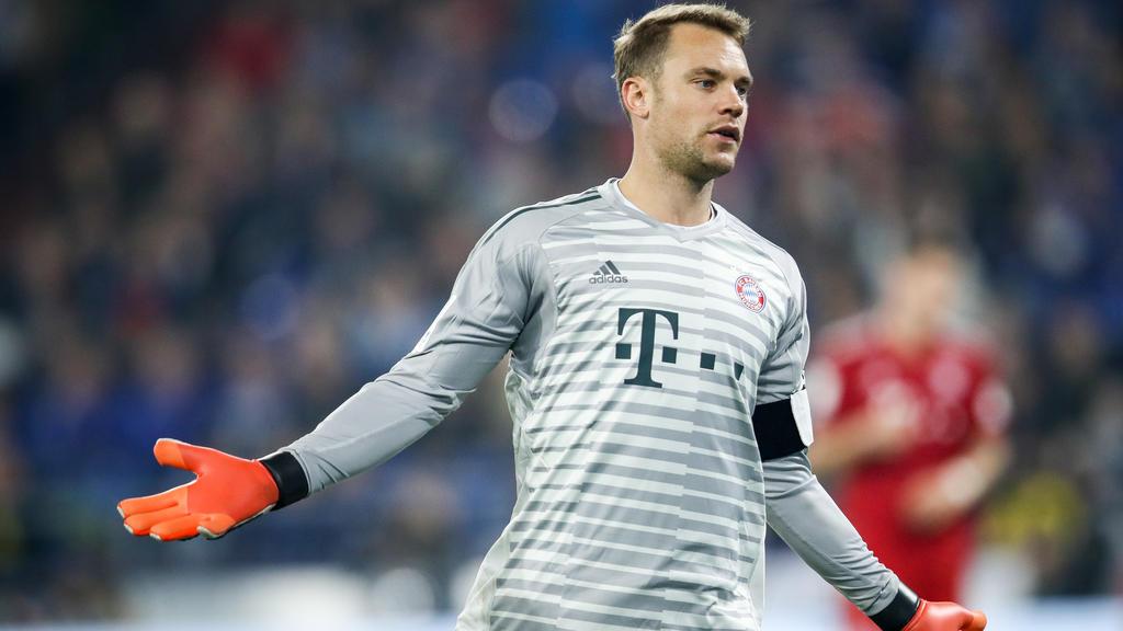 Trägt Manuel Neuer eine Mitschuld am Stotterstart des FC Bayern