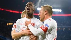 Dodi Lukebakio erzielte drei Treffer gegen den FC Bayern