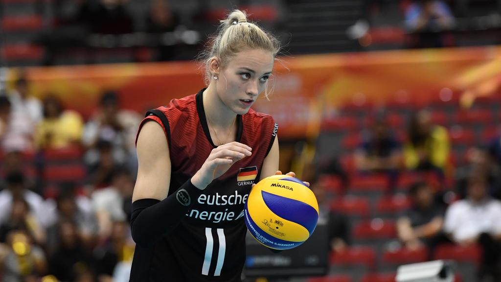 Louisa Lippmann ist Volleyballerin des Jahres