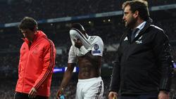 Vinicius fue el gran revulsivo del Madrid antes de lesionarse. (Foto: Getty)