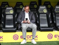 Hans-Joachim Watzke hat einen klaren Plan für den neuen BVB