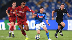 FC Liverpool verpatzt den Auftakt in die Champions-League-Saison