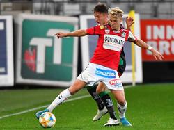 Marco Grüll schoss die SV Ried zum Sieg in Innsbruck
