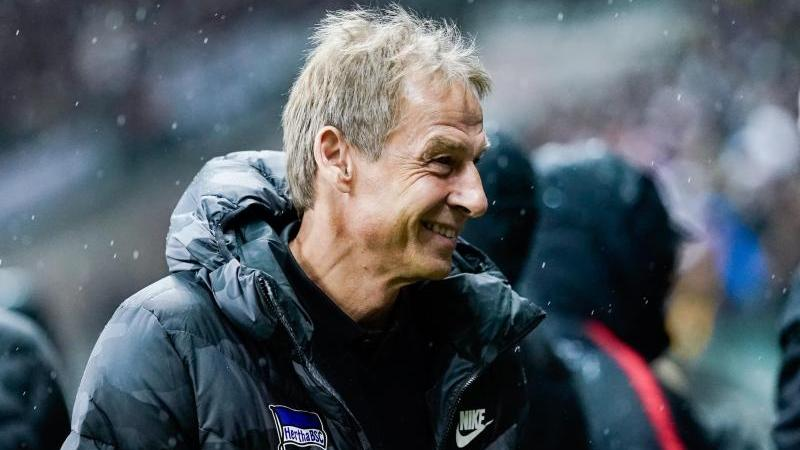Berlins Trainer Jürgen Klinsmann ist ein Befürworter des Videobeweises