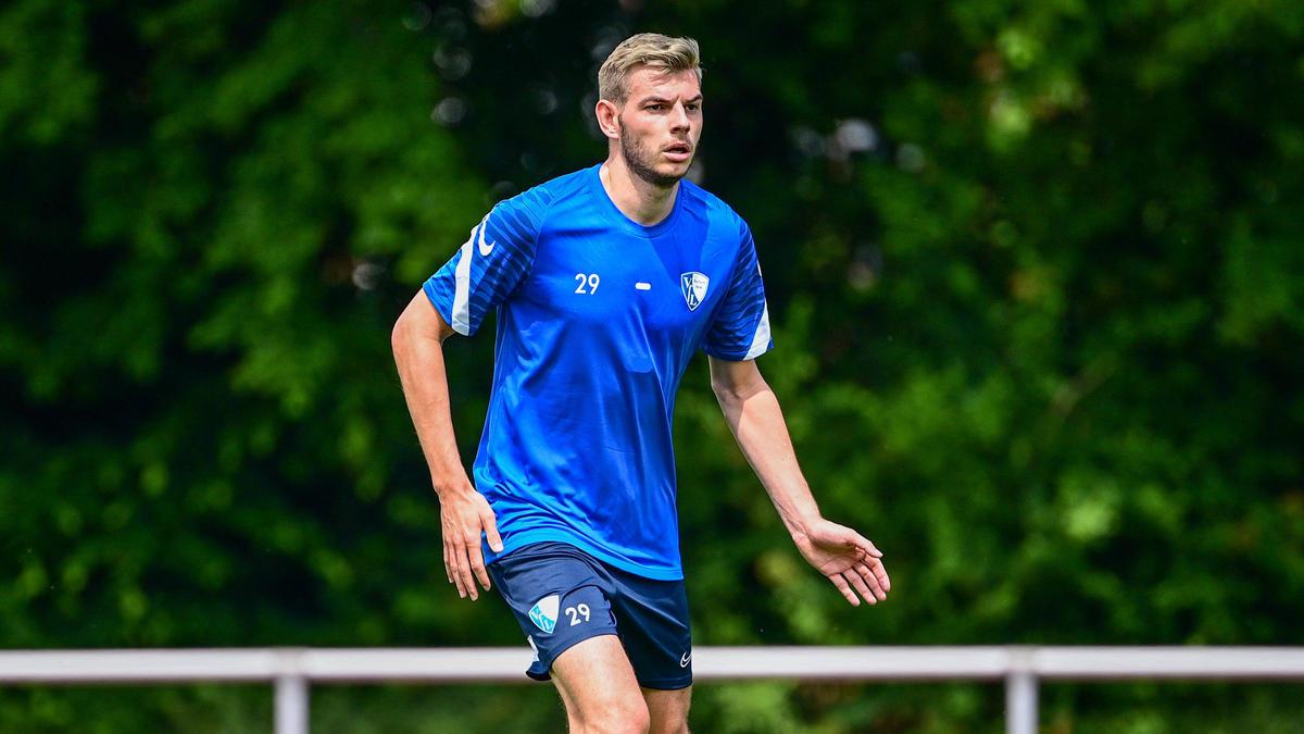 Maxim Leitsch vom VfL Bochum wird in Gladbach gehandelt