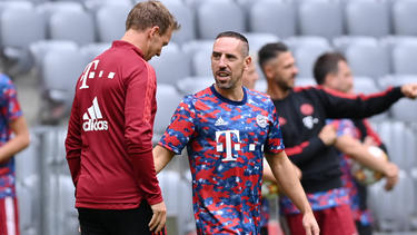 Franck Ribéry wäre auch gern zum FC Bayern zurückgekehrt