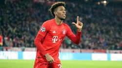Kingsley Coman fällt seit Dezember beim FC Bayern aus