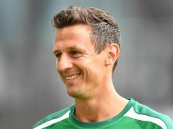 Florian Mader hängt die Fußballschuhe an den Nagel