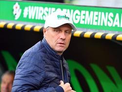 Thomas Silberberger will den nächsten Sieg einfahren
