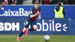 Die Zukunft von Sergio Gómez beim BVB ist offen
