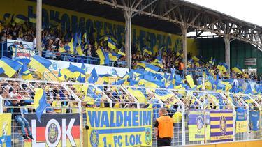 Virtuelles Spiel: Lok Leipzig verkauft 182.612 Tickets