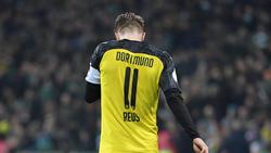 Fehlt dem BVB wohl definitiv gegen den FC Bayern: Marco Reus