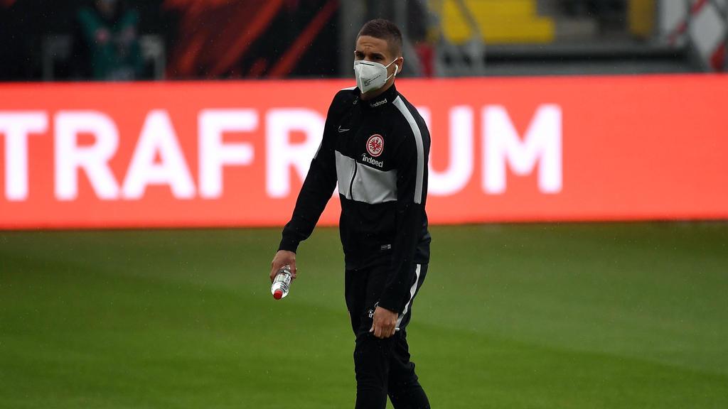 Verlässt Eintracht Frankfurt: Mijat Gacinovic