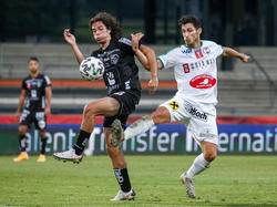 Matthäus Taferner (l.) und der WAC mussten gegen Neusiedl in die Verlängerung