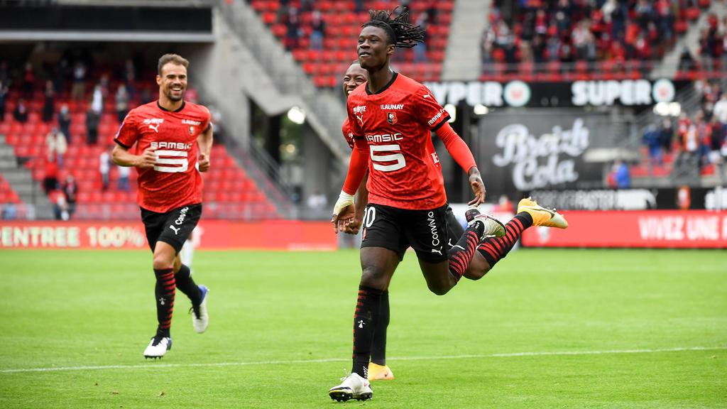 Ligue 1 » News » Eduardo Camavinga - The rapid rise of France's next  superstar