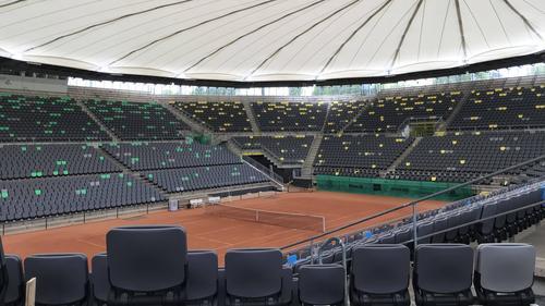 Die Macher des ATP-Turniers in Hamburg möchten langfristig am Rothenbaum bleiben