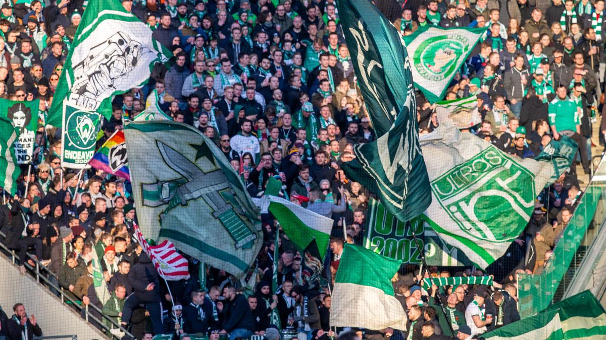 Bis zu 8500 Zuschauer sind Werder Bremen erlaubt