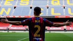 FC Barcelona statt FC Bayern: Sergino Dest hat sich entschieden