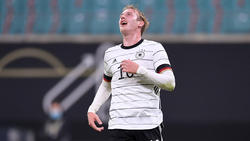 Julian Brandt vom BVB sieht sich einiger Kritik ausgesetzt
