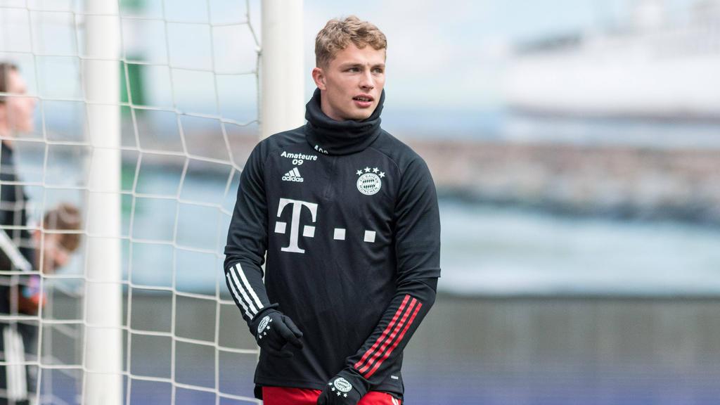 Jann-Fiete Arp wechselte vom HSV zum FC Bayern