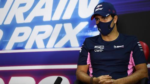Sergio Pérez bleibt in der Formel 1 nur noch eine einzige Möglichkeit