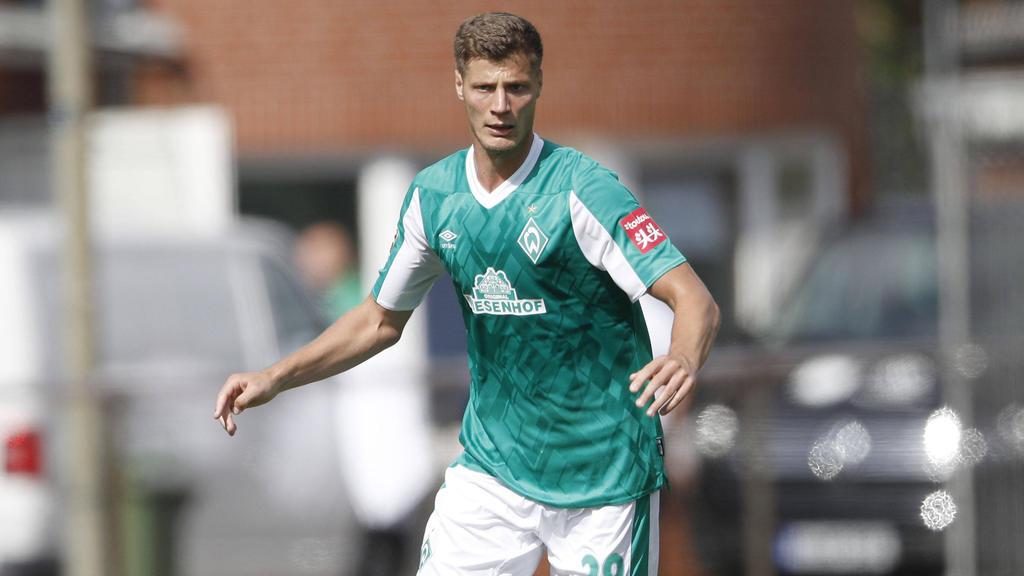Patrick Erras denkt nicht an eine vorzeitige Flucht von Werder Bremen