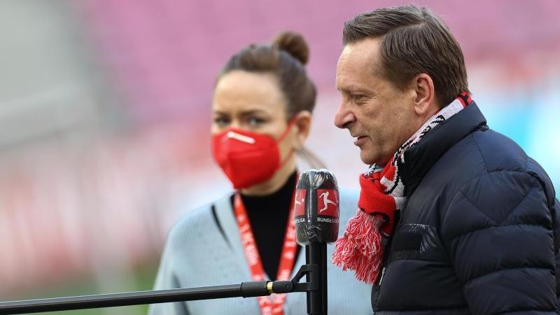 Lässt kein gutes Wort am DFB: Köln-Sportchef Horst Heldt