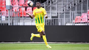 Randal Kolo Muani wird bei Eintracht Frankfurt gehandelt
