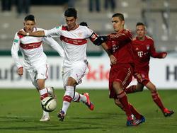 Bayerns A-Jugend schlägt Stuttgarts Nachwuchs