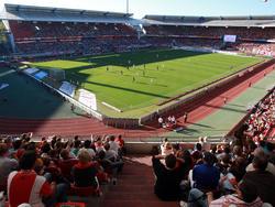 Das Grundig Stadion in Nürnberg könnte bald Geschichte sein
