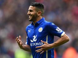 Riyad Mahrez verlängert bei Leicester City bis 2020