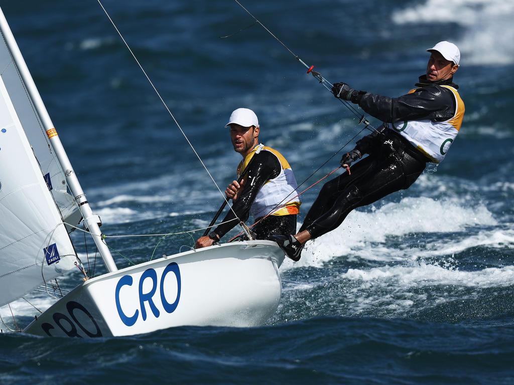 Sime Fantela und Igor Marenic haben in Rio Gold gewonnen