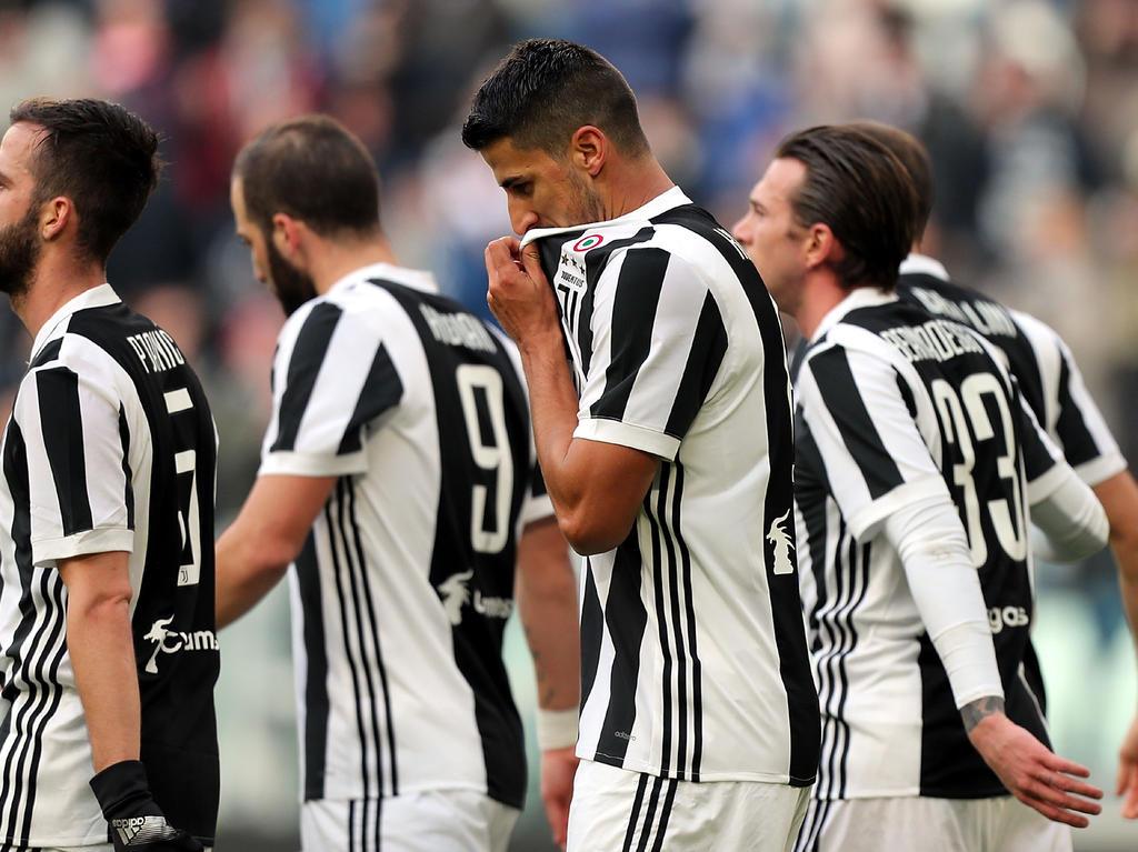 Sami Khedira nach Juventus-Patzer in der Kritik