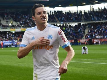 Florian Thauvin no estará disponible para su seleccionador. (Foto: Getty)