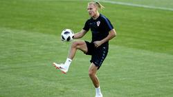 Domagoj Vida spielt am Sonntag das WM-Finale
