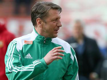 Der langjährige Rapid-Coach Barišić darf sich über einen gelungenen Einstand freuen