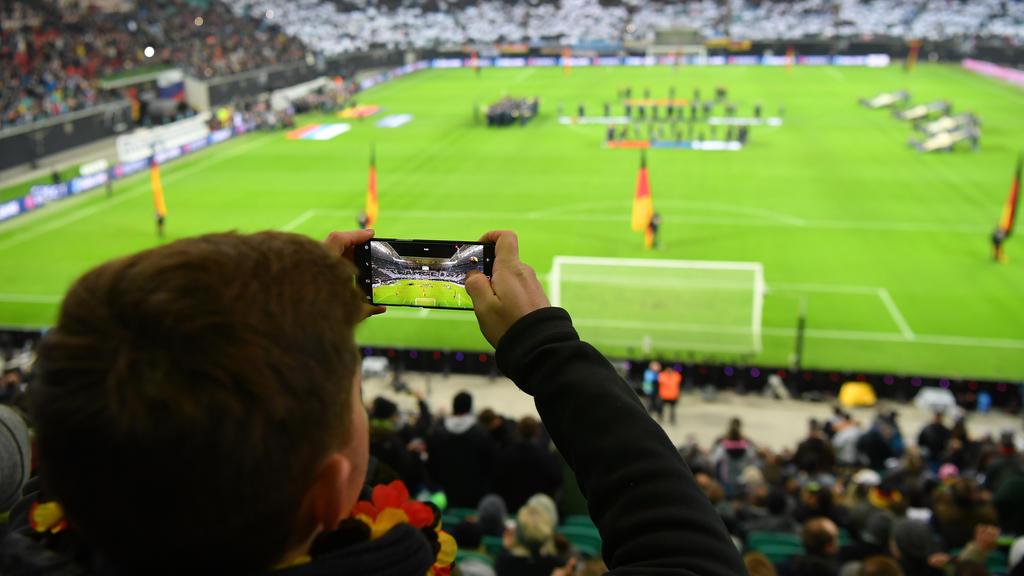 Rund 35.000 Fans waren im Stadion, mehr als sieben Millionen vor dem Fernseher
