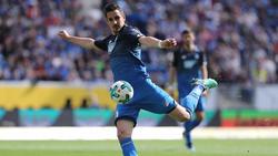 Benjamin Hübner hat seit Monaten kein Spiel mehr bestritten